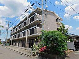 サニーサイドマンション[3階]の外観