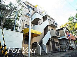兵庫県神戸市東灘区御影塚町2丁目の賃貸マンションの外観