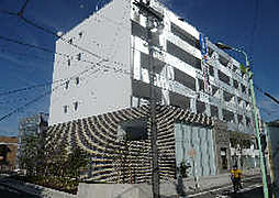 FLATS GAZERY[6階]の外観