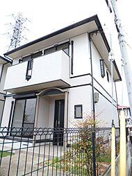 大阪府高槻市緑が丘2丁目の賃貸アパートの外観