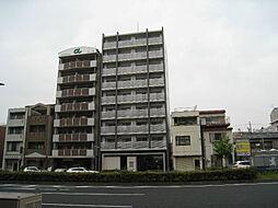 愛知県名古屋市千種区東山通3丁目の賃貸マンションの外観