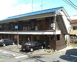 青山荘[1-3号室]の外観