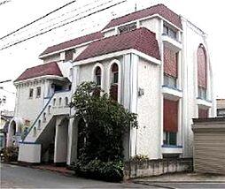 東京都中野区上鷺宮3丁目の賃貸マンションの外観