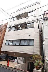東京都北区中里1丁目の賃貸マンションの外観