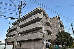 東京都町田市南町田2丁目の賃貸マンションの外観