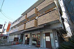 大阪府豊中市上野坂2丁目の賃貸アパートの外観