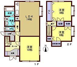 [一戸建] 石川県金沢市割出町 の賃貸【/】の外観