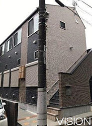 前野町4丁目コーポ[202号室]の外観