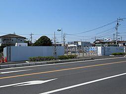 仮)安行藤八D-room2[3階]の外観