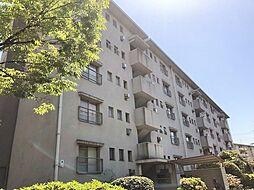 浅香山住宅10棟[4階]の外観