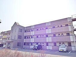 山梨県笛吹市石和町川中島の賃貸マンションの外観