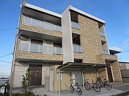 埼玉県さいたま市緑区大字下野田の賃貸アパートの外観