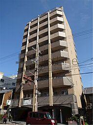 京都府京都市上京区千本通出水下る十四軒町の賃貸マンションの外観