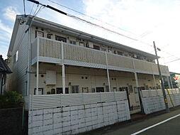 ブルーメ浅田[104号室]の外観