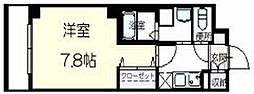 メゾンドジュネス[3階]の間取り