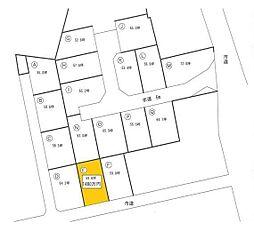 前橋市岩神町 全17区画分譲地E 前橋市立岩神小学校・第三