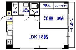 籠原駅 6.0万円