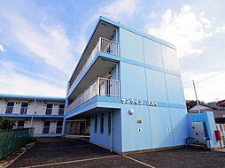 東京都東村山市野口町4の賃貸マンションの外観