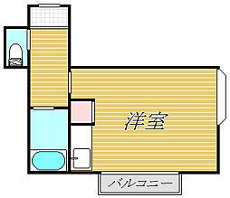 コンフォートM・SONG[2階]の間取り