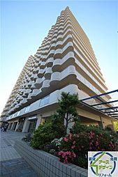 兵庫県明石市小久保の賃貸マンションの外観