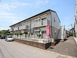 千葉県我孫子市布佐酉町の賃貸アパートの外観