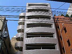 宮城県仙台市青葉区本町2丁目の賃貸マンションの外観
