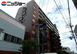 丸美タウンマンション松原807[8階]の外観