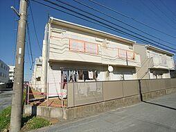 フラッツローゼ オレンジハウス[2階]の外観
