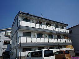 兵庫県川西市久代4丁目の賃貸マンションの外観
