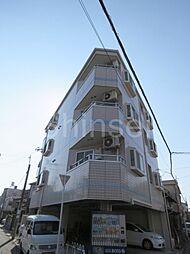 大阪府堺市堺区永代町6丁の賃貸マンションの外観