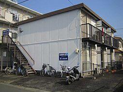 サンハイム鶴ヶ島[1階]の外観