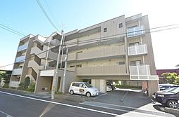 兵庫県宝塚市中筋7丁目の賃貸マンションの外観