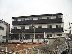 大阪府門真市三ツ島2丁目の賃貸マンションの外観