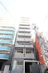 レジディア天神橋[12階]の外観