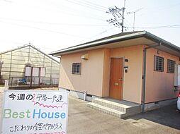 [一戸建] 福岡県筑後市大字長浜 の賃貸【/】の外観