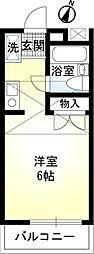 SG TOTUKA[2階]の間取り