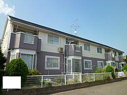 千葉県千葉市緑区平山町の賃貸アパートの外観
