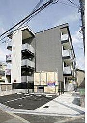 大阪府大阪市生野区勝山南1丁目の賃貸アパートの外観