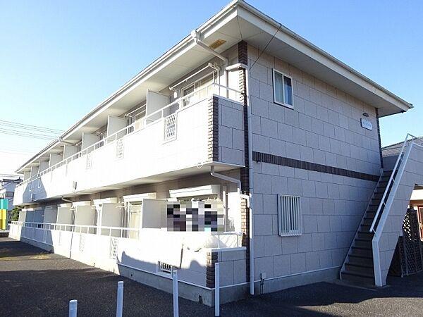 メゾンT・S・K 2階の賃貸【茨城県 / つくば市】