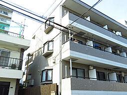 クレッセント川崎[2階]の外観