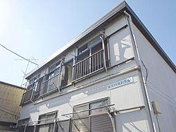 東京都練馬区南大泉5の賃貸アパートの外観
