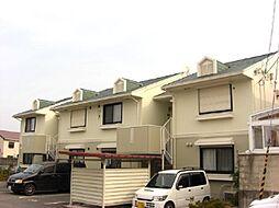 ヴェルデ阪南[1階]の外観