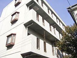 上大岡グリーンハイツD[4階]の外観