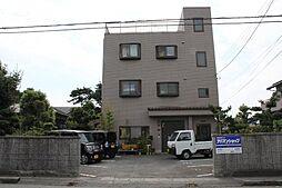 静岡県沼津市今沢の賃貸マンションの外観