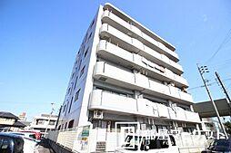 愛知県豊田市東梅坪町8丁目の賃貸マンションの外観