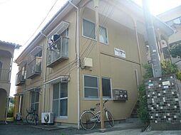 福岡県福岡市東区香住ケ丘4丁目の賃貸アパートの外観