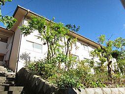 京都府京都市左京区吉田下大路町の賃貸マンションの外観