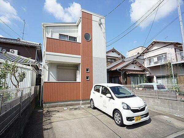 静岡県浜松市中区天神町の賃貸アパート