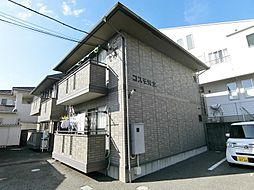 静岡県富士宮市矢立町の賃貸アパートの外観