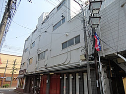 東京都府中市栄町2丁目の賃貸マンションの外観